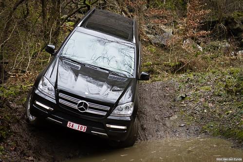 Mercedes GL Offroad