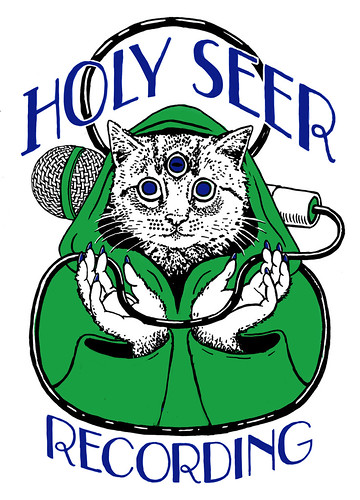 Logo for Holy Seer Recording