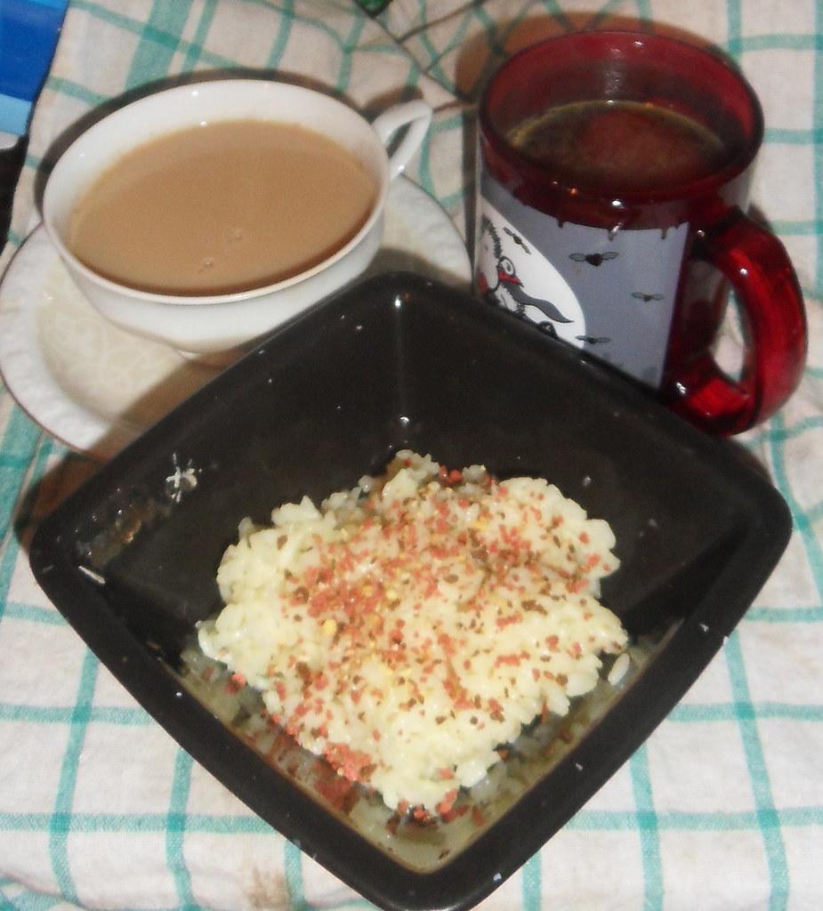 Feb27th 2011 - breakfast