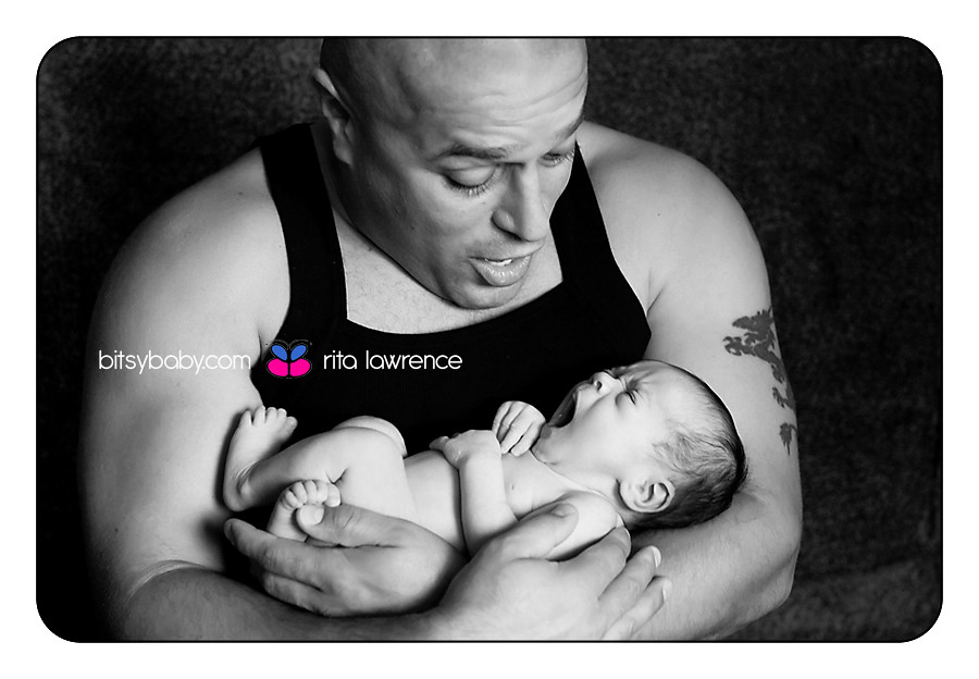 Bitsy Baby Newborn photography 010
