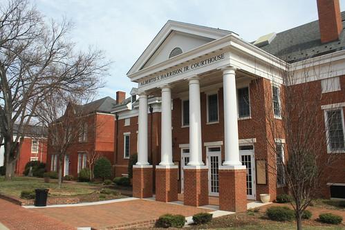 Albertis S. Harrison, Jr. Courthouse