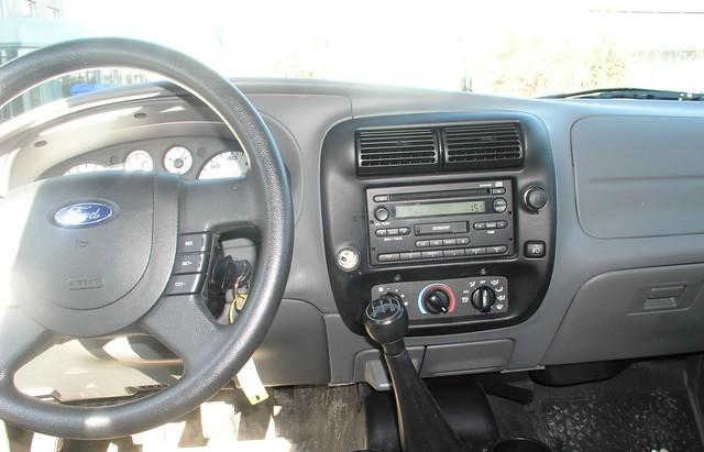 ford ranger 2006 stx