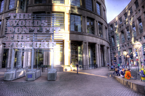 Vancouver Public Library - Downtown Location