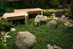 Japanese inspired (Joseph Abken) Tags: seattle nwflowerandgardenshow displaygarden