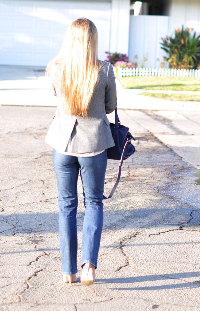 hair, outfit, fashion, jeans, butt, long blonde hair, blondes, straight hair, DSC_0045