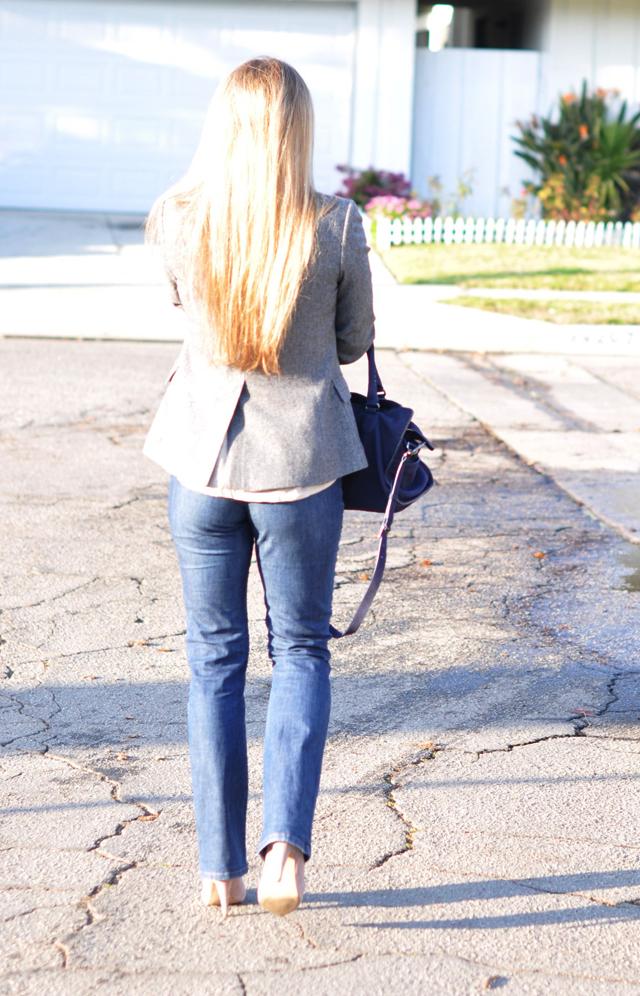 hair, outfit, fashion, jeans, butt, long blonde hair, blondes, straight hair, DSC_0045