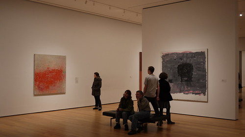 Moma: Abstract Expressionists