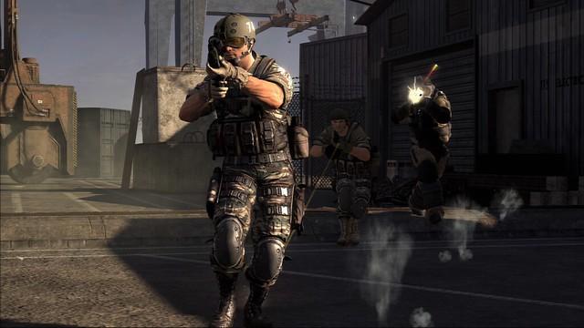 SOCOM 4: Bomb Squad