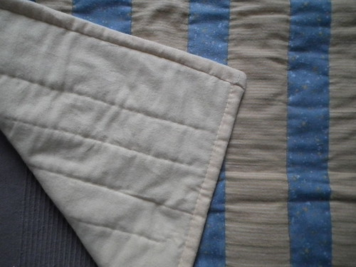twin quilt #1