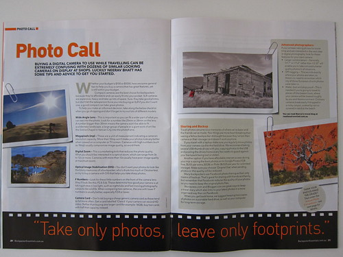 Buyers Guide for Budget Digital Cameras - YHA Backpacker Essentials Magazine