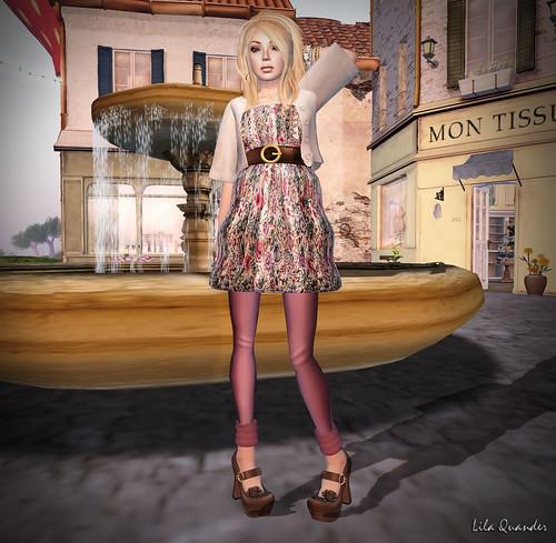 S H I N E - mia Dress
