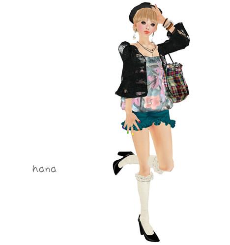 """FAB.PONY """"Kimmy"""" Tropical Dress (Tahiti) [Group Gift - fixed]"""