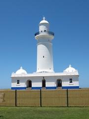 The Macquarie, Australia's First Lighthouse (Brazilian Traveller) Tags: lighthouse sydney australia oceania