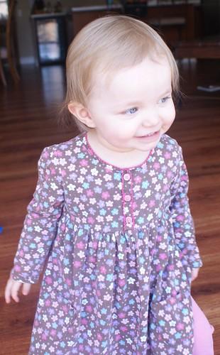 Lilah 16 Months