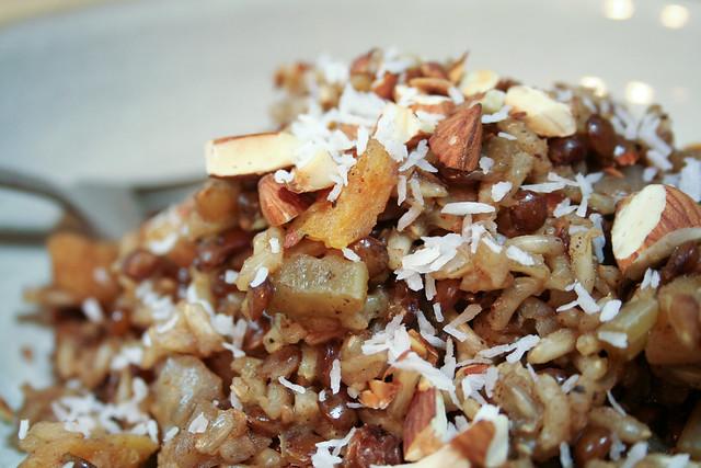 Fruity Basmati • The Healthy Foodie