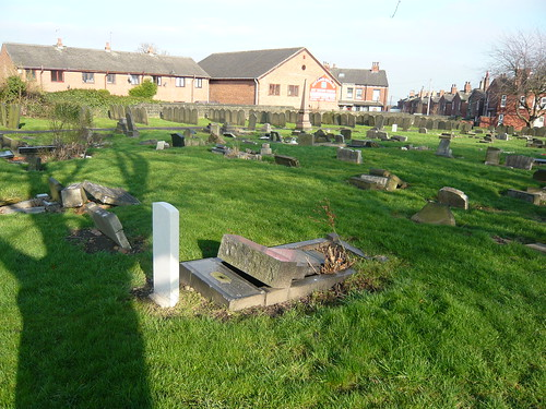 beeston paupers graves