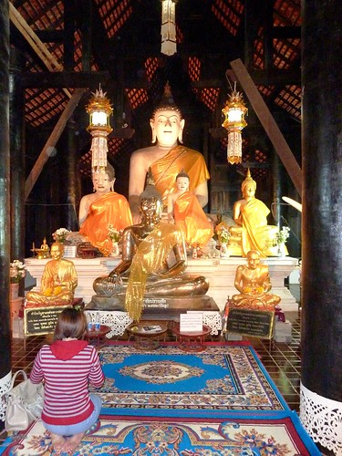 Chiang Mai 11-Wat Phra Singh (6)