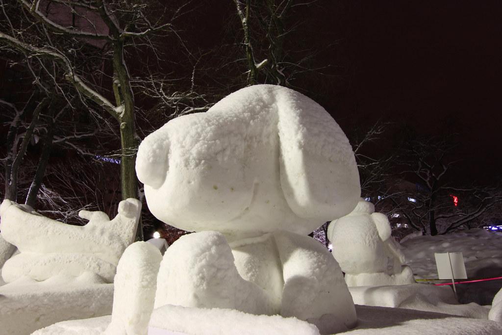 Sapporo Snow Festival  (7)