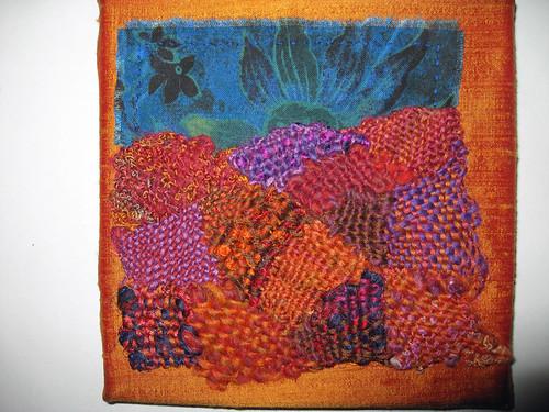 needle woven fields