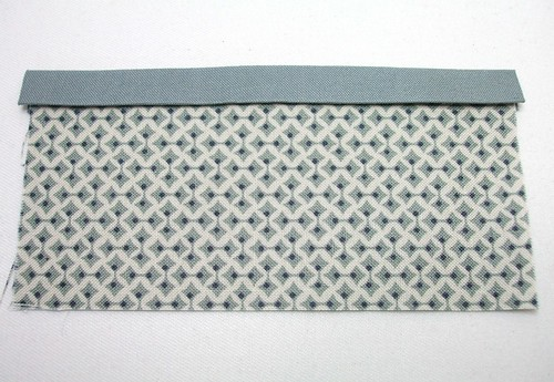 Card wallet tutorial Step 5