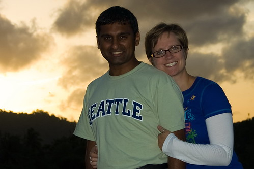 American-Sri Lankan interracial marriage