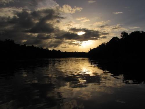 coucher soleil oyack