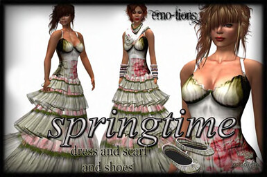 SPRINGTIMEdress