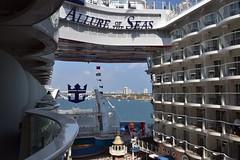 Allure of the Seas (blmiers2) Tags: cruise nikon ship cruiseship royalcaribbean seas allureoftheseas d3100 allure1 cruisingalong blm18 blmiers2