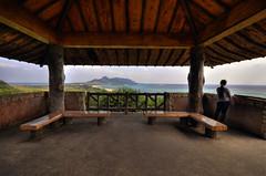 View point of Ishigaki island  (ogawa san) Tags: sea sun lighthouse japan island  cape okinawa  hdr  ishigakiisland