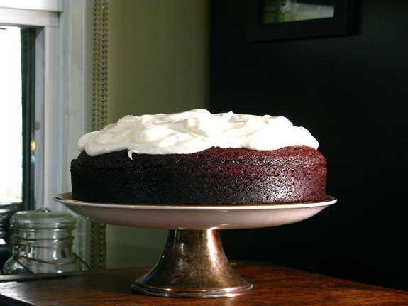 chocolate guinness cake 003