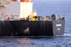 USS Bulkeley assists Japanese tanker with suspected pirates. (Official U.S. Navy Imagery) Tags: japanese ship navy destroyer piracy sailor frigate usnavy interdiction nato oiltanker taskforce maritimesecurityoperations ussbulkeley turkishnavy ctf151 combinedtaskforce151 counterpiracy mvguanabara tcggiresun