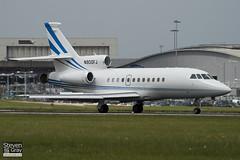 N900FJ - 98 - Private - Dassualt Falcon 900 - Luton - 100526 - Steven Gray - IMG_2718