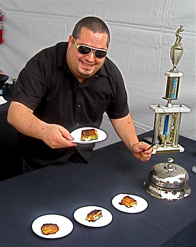 Chef Eric Greenspan