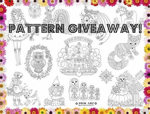 Pattern Giveaway!