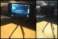 iPod Touch/iPhone tripod