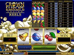 Crown Europe Casino Reels