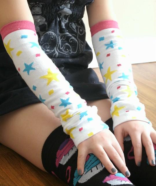 Fashion UV Leggings Protected Body