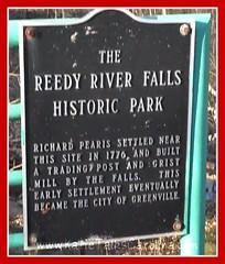 Reedy River Falls Park