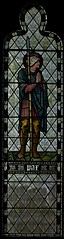 Pax (IanAWood) Tags: london raw stainedglass williammorris 1903 putney allsaintschurch churchwindows churchofengland morrisco d3x siredwardburnejones walkingwithmynikon nikkorpce24f35 surreychurches