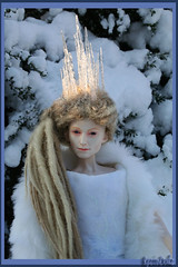 Wicked Queen Project (Rezindollz) Tags: doll bjd snowwhite tildaswinton mnm wickedqueen minimee