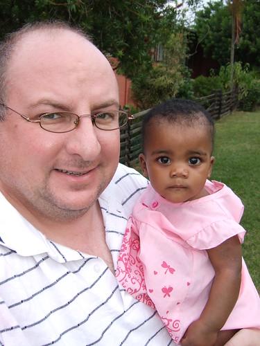 Thanda & Dad