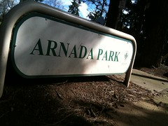 Arnada Park in downtown Vancouver WA