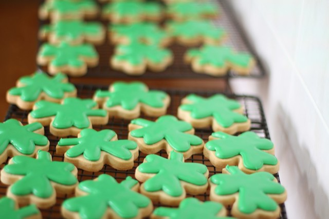 ST. Patric Cookies