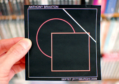 Anthony Braxton Septet (Pittsburgh) 2008
