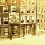 De kapperszaak in Amsterdam van Simon Vestdijks grootvader thumbnail