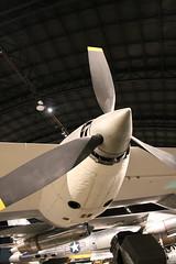 "B-36J ""Peacemaker"" Air Force Museum (Ray Cunningham) Tags: ohio museum force air victory peacemaker bomber strategic usaf propeller dayton b36 pusher convair lycoming b36j"