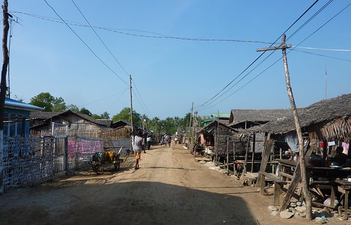 Ngwe Saung-Rivieres-Villages (28)