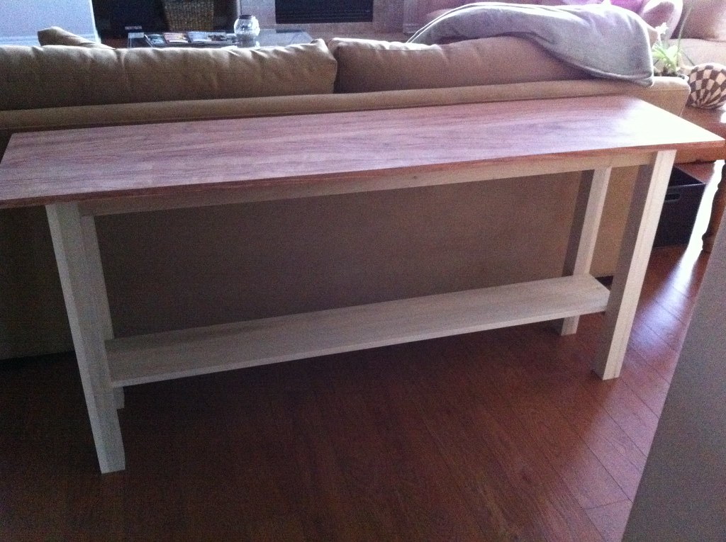 Console Table (unfinished)