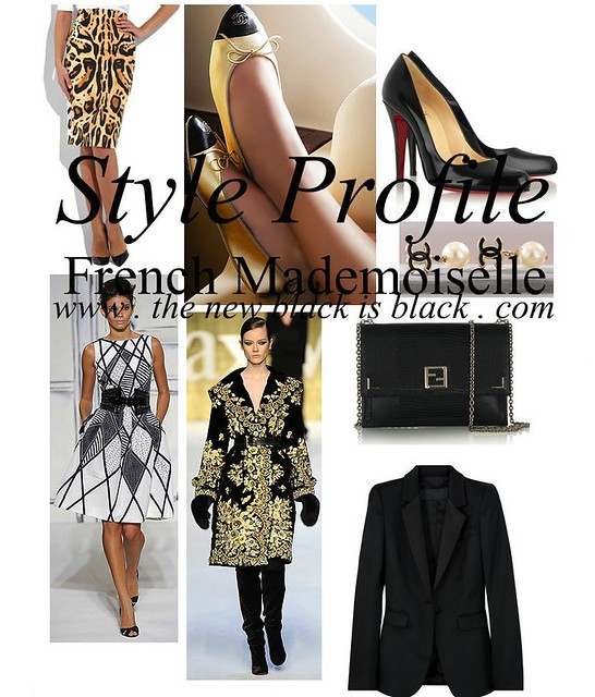 Style Profile French Mademoiselle