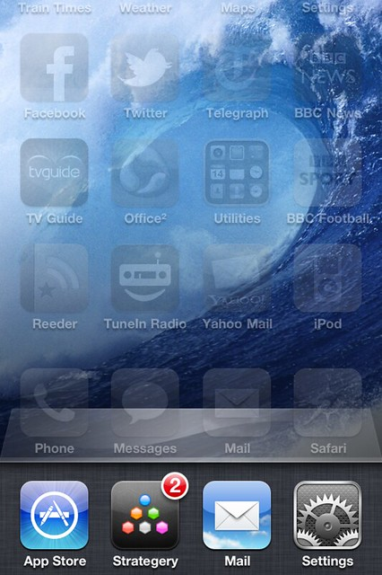 iOS multitasking